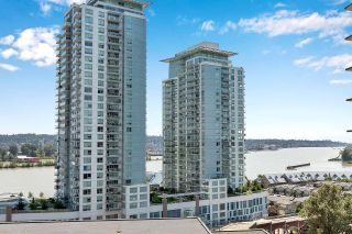 Photo 1: 1710 892 CARNARVON Street in New Westminster: Downtown NW Condo for sale : MLS®# R2601889