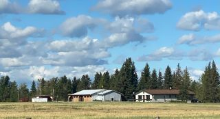 Main Photo: 15451 OLD EDMONTON Highway, in Dawson Creek: Agriculture for sale : MLS®# 191568