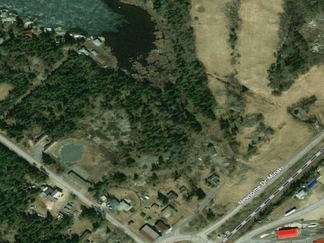 Main Photo: Lots 202&203 Centre Street in Minaki: Vacant Land for sale : MLS®# TB210982