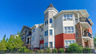 Main Photo: 205 26 Val Gardena View in Calgary: Springbank Hill Apartment for sale : MLS®# A1142578