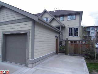 """Photo 9: 23188 BILLY BROWN Road in Langley: Fort Langley Townhouse for sale in """"BEDFORD LANDING"""" : MLS®# F1009285"""