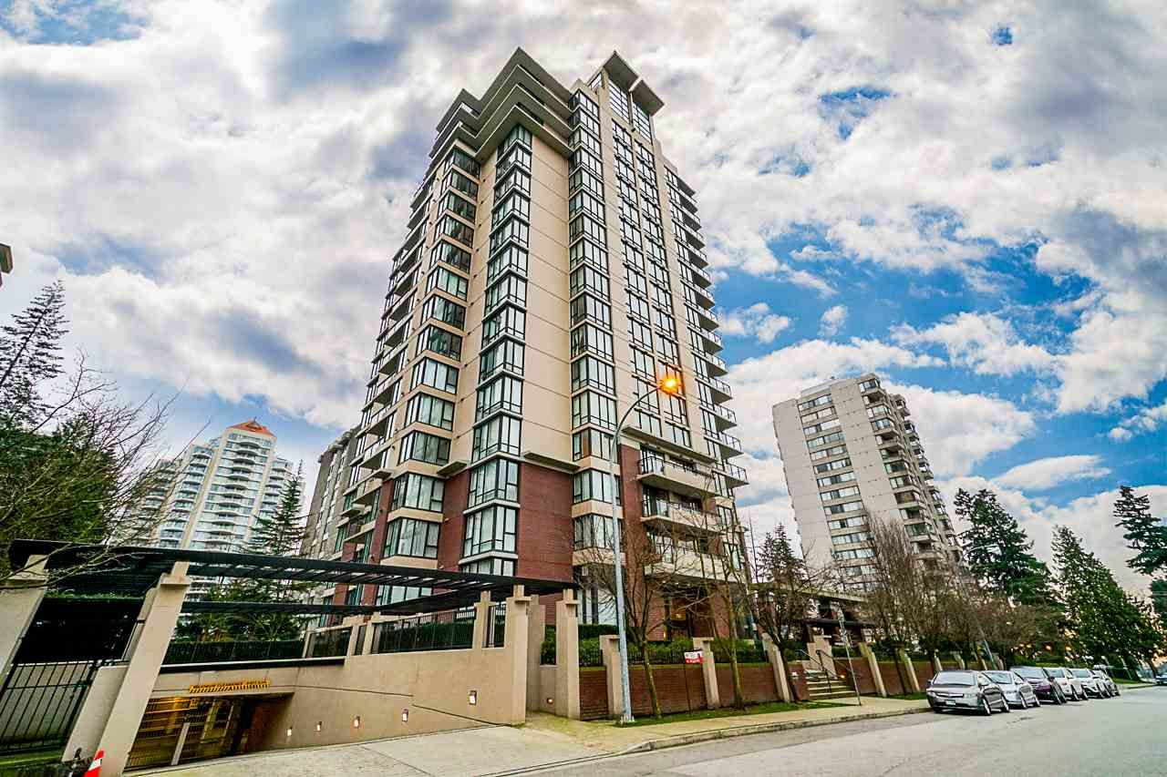 "Main Photo: 901 720 HAMILTON Street in New Westminster: Uptown NW Condo for sale in ""Generations"" : MLS®# R2523641"