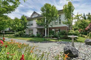 "Photo 1: 108 2167 152 Street in Surrey: Sunnyside Park Surrey Condo for sale in ""Muirfield Garden"" (South Surrey White Rock)  : MLS®# R2329228"