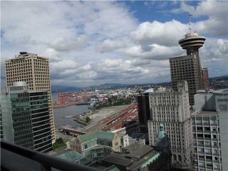 """Photo 2: 2403 838 W HASTINGS Street in Vancouver: Downtown VW Condo for sale in """"JAMESON HOUSE"""" (Vancouver West)  : MLS®# V984902"""