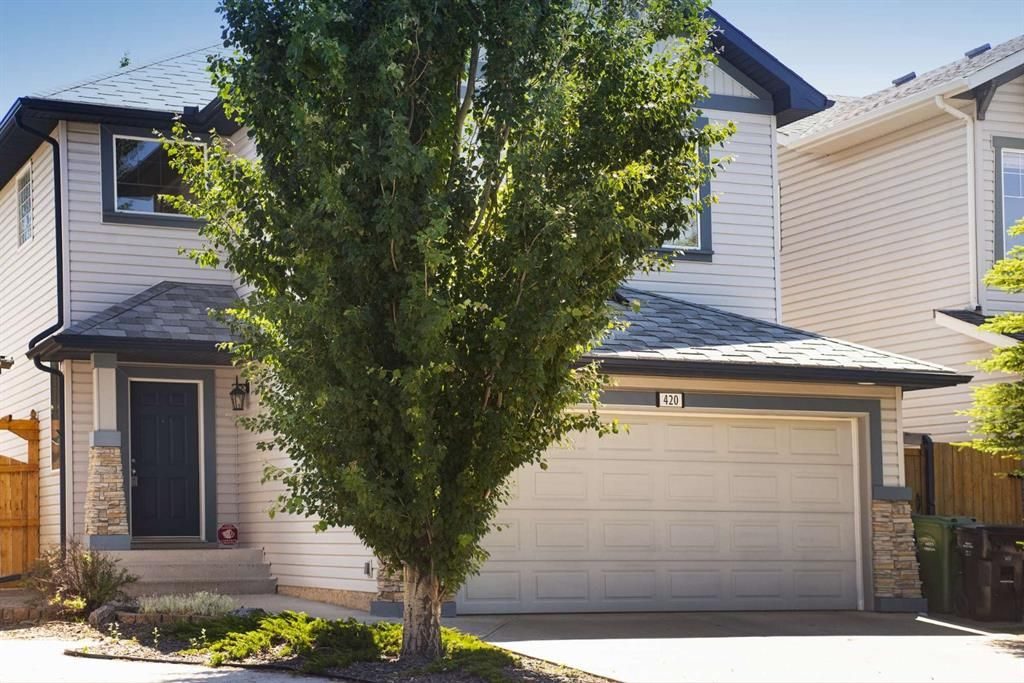Main Photo: 420 Eversyde Way SW in Calgary: Evergreen Detached for sale : MLS®# A1125912