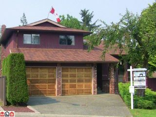 Photo 1: 9894 156A Street in Surrey: Guildford House for sale (North Surrey)  : MLS®# F1020916