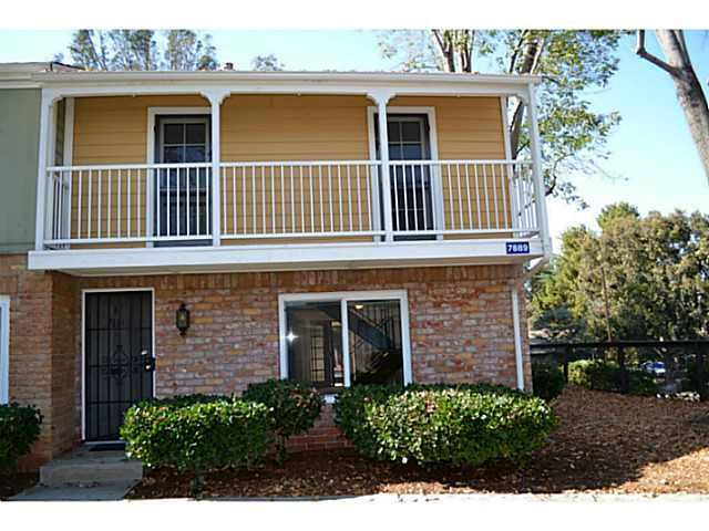 Main Photo: SANTEE Condo for sale : 3 bedrooms : 7889 Rancho Fanita Drive #A