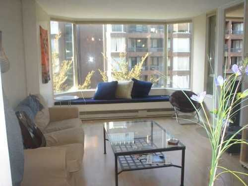 Main Photo: 408 1330 HORNBY Street in Vancouver West: Downtown VW Home for sale ()  : MLS®# V792738