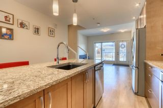 Photo 13: 206 20 Brentwood Common NW in Calgary: Brentwood Row/Townhouse for sale : MLS®# A1129948