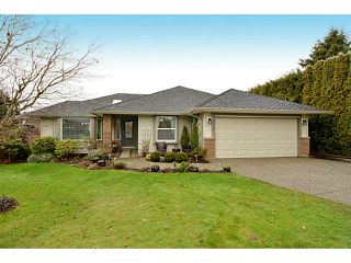"""Photo 1: 13502 14A Avenue in Surrey: Crescent Bch Ocean Pk. House for sale in """"Ocean Park"""" (South Surrey White Rock)  : MLS®# F1432192"""