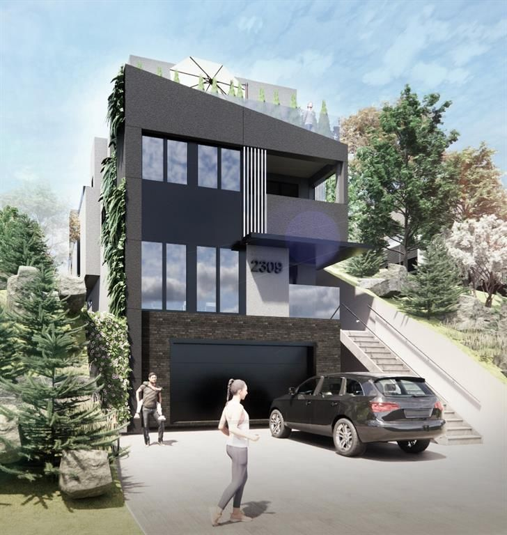 Spectacular Home On Ridge View Lot - Artist Rendering
