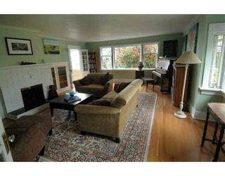 Photo 3: 850 HENDRY AV in North Vancouver: House for sale : MLS®# V884549