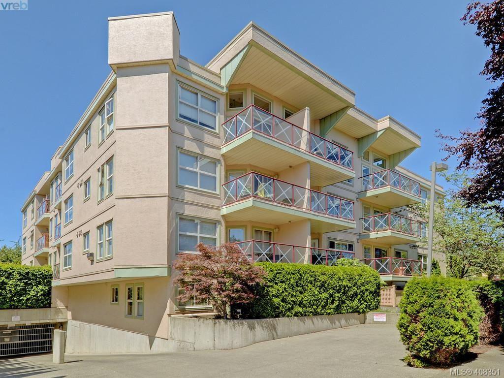 Main Photo: 311 2560 Wark St in VICTORIA: Vi Hillside Condo for sale (Victoria)  : MLS®# 811579