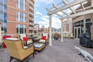 Photo 26: 505 600 Princeton Way SW in Calgary: Eau Claire Apartment for sale : MLS®# A1106177