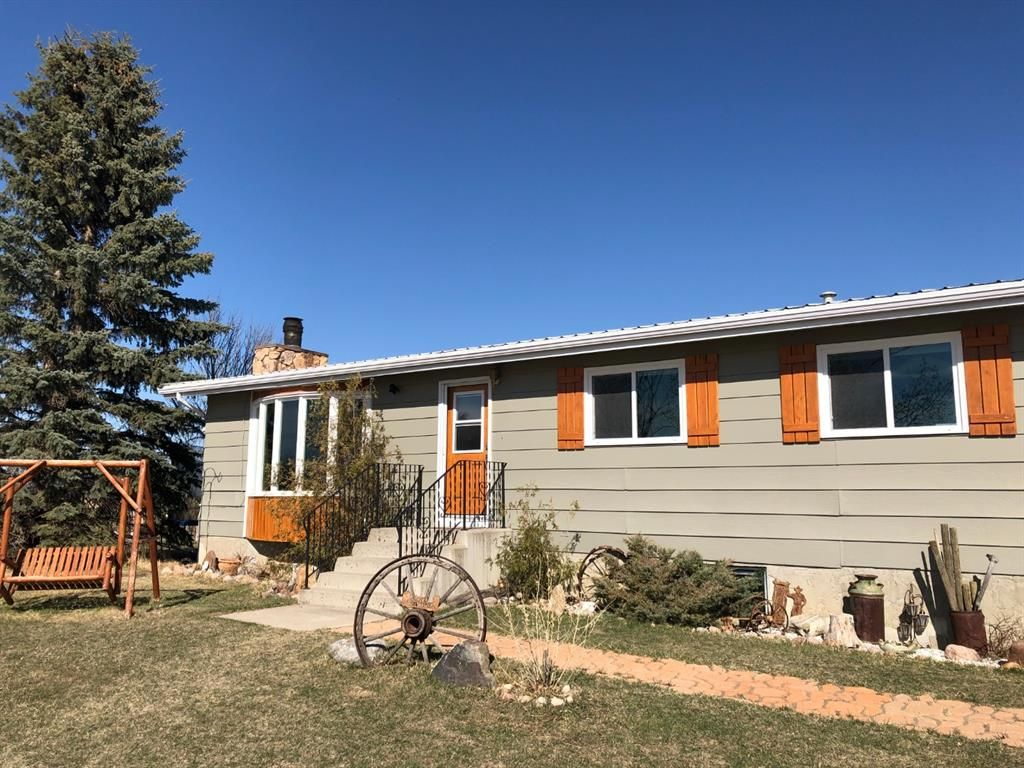 Main Photo: 578010 168 Street: Rural Foothills County Detached for sale : MLS®# A1099226