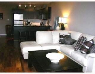 """Photo 2: 501 4182 DAWSON Street in Burnaby: Brentwood Park Condo for sale in """"TANDEM 3"""" (Burnaby North)  : MLS®# V757253"""