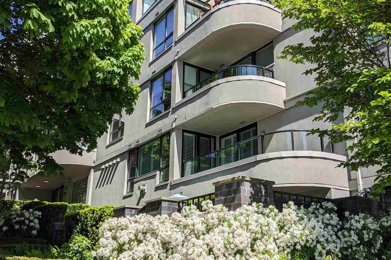 Main Photo: 303 1330 JERVIS Street in Vancouver: West End VW Condo for sale (Vancouver West)  : MLS®# R2580487