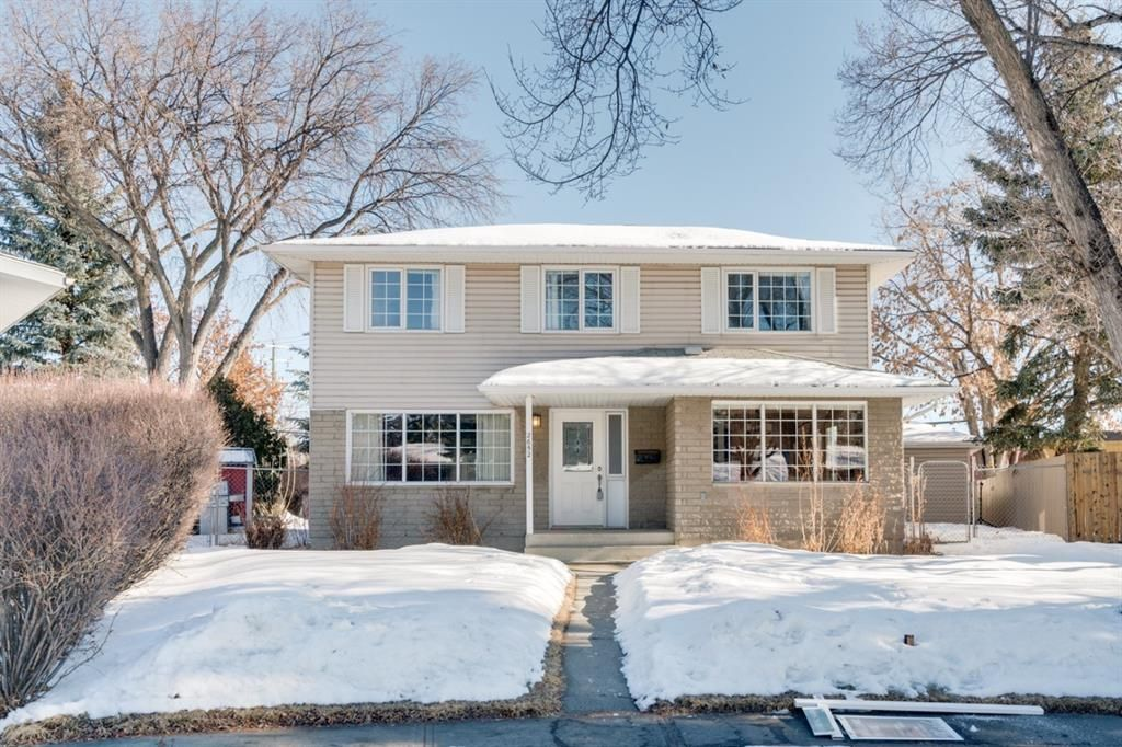 Main Photo: 2652 Lionel Crescent SW in Calgary: Lakeview Detached for sale : MLS®# A1072215