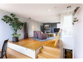 """Photo 3: 844 W 7TH AVE - LISTED BY SUTTON CENTRE REALTY in Vancouver: Fairview VW Townhouse for sale in """"WILLOW CASTLE"""" (Vancouver West)  : MLS®# V1106691"""