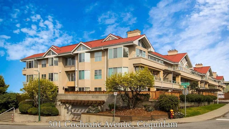 FEATURED LISTING: 212 - 501 COCHRANE Avenue Coquitlam