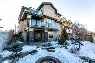 Photo 37: 3315 CAMERON HEIGHTS LANDING Landing in Edmonton: Zone 20 House for sale : MLS®# E4230169