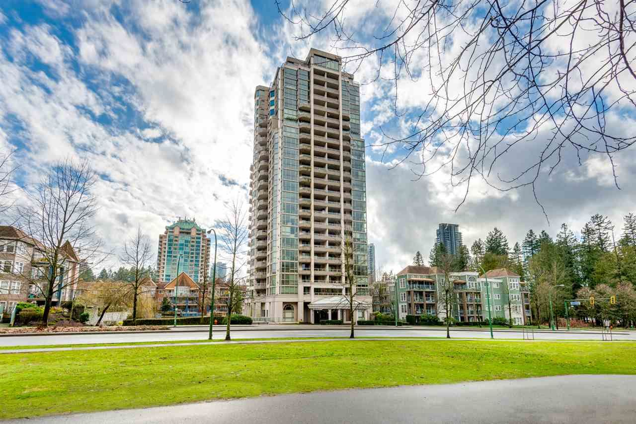Main Photo: 806 3070 GUILDFORD WAY in : North Coquitlam Condo for sale : MLS®# R2034794