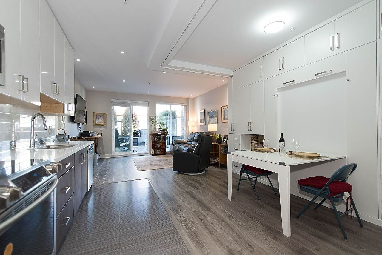 """Main Photo: 102 3939 KNIGHT Street in Vancouver: Knight Condo for sale in """"KENSINGTON POINT"""" (Vancouver East)  : MLS®# R2213179"""