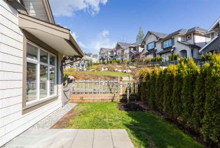 Photo 17: 52 3400 DEVONSHIRE AVENUE in Coquitlam: Burke Mountain Townhouse for sale : MLS®# R2246471