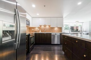 """Photo 6: 201 4400 BUCHANAN Street in Burnaby: Brentwood Park Condo for sale in """"MOTIF & CITI"""" (Burnaby North)  : MLS®# R2596915"""
