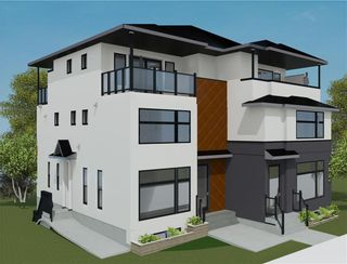 Main Photo: 2 2633 1 Avenue NW in Calgary: West Hillhurst Row/Townhouse for sale : MLS®# A1133263