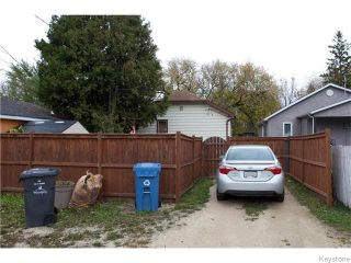 Photo 19: 93 Hill Street in Winnipeg: Norwood Residential for sale (2B)  : MLS®# 1626546