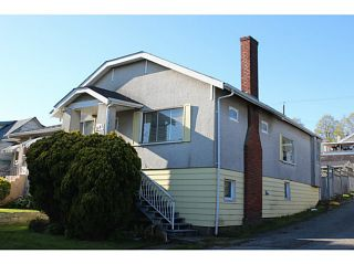 """Main Photo: 943 E 63RD Avenue in Vancouver: South Vancouver House for sale in """"SOUTH VANCOUVER"""" (Vancouver East)  : MLS®# V1117374"""