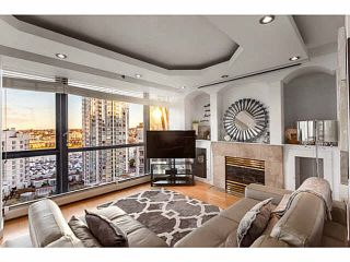 """Photo 3: 1502 1177 PACIFIC Boulevard in Vancouver: Yaletown Condo for sale in """"PACIFIC PLAZA"""" (Vancouver West)  : MLS®# V1122980"""