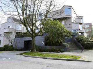Photo 1: 12 870 W 7TH Avenue in Vancouver: Fairview VW Townhouse for sale (Vancouver West)  : MLS®# R2436004