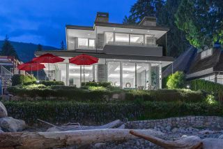 Photo 1: 2878 BELLEVUE Avenue in West Vancouver: Altamont House for sale : MLS®# R2550627
