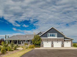 Photo 1: 262050 PRAIRIE WOLF Point in Rural Rocky View County: Rural Rocky View MD Detached for sale : MLS®# A1014544