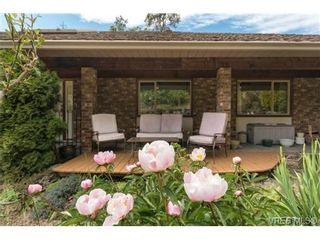 Photo 2: 6684 Lydia Pl in BRENTWOOD BAY: CS Brentwood Bay House for sale (Central Saanich)  : MLS®# 731395