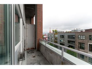 "Photo 8: 422 289 ALEXANDER Street in Vancouver: Hastings Condo for sale in ""THE EDGE"" (Vancouver East)  : MLS®# V890176"