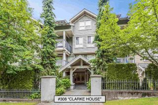 "Photo 1: 308 3895 SANDELL Street in Burnaby: Central Park BS Condo for sale in ""Clarke House Central Park"" (Burnaby South)  : MLS®# R2287326"