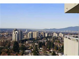 """Photo 13: 2103 5652 PATTERSON Avenue in Burnaby: Central Park BS Condo for sale in """"CENTRAL PARK PLACE"""" (Burnaby South)  : MLS®# V1106689"""