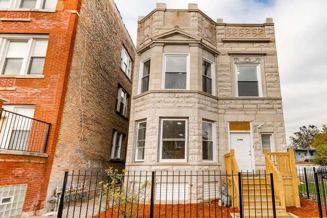 Main Photo: 1240 Avers Avenue in CHICAGO: CHI - North Lawndale Multi Family (2-4 Units) for sale ()  : MLS®# 10116975