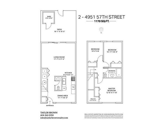 """Photo 20: Photos: 2 4951 57 Street in Ladner: Hawthorne Townhouse for sale in """"THE OASIS"""" : MLS®# V1137084"""