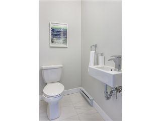 Photo 9: # 32 2138 SALISBURY AV in Port Coquitlam: Glenwood PQ Townhouse for sale : MLS®# V1126902
