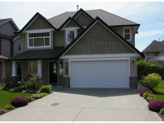 "Photo 1: 32940 BOOTHBY Avenue in Mission: Mission BC House for sale in ""CEDAR VALLEY"" : MLS®# F1411067"