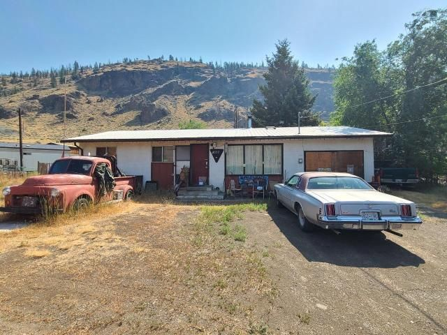 Main Photo: 4032 HILLS FRONTAGE ROAD: Cache Creek House for sale (South West)  : MLS®# 163272