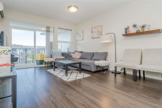 "Photo 2: 413 9399 ODLIN Road in Richmond: West Cambie Condo for sale in ""MAYFAIR PLACE"" : MLS®# R2575243"