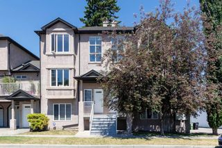 Main Photo: 126 22 Avenue NW in Calgary: Tuxedo Park Row/Townhouse for sale : MLS®# A1125663