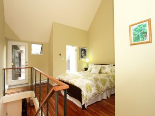 Photo 6: 3024 W 3RD Avenue in Vancouver: Kitsilano Townhouse for sale (Vancouver West)  : MLS®# V867137