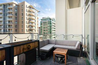 Photo 19: 439 770 Fisgard St in Victoria: Vi Downtown Condo for sale : MLS®# 886610