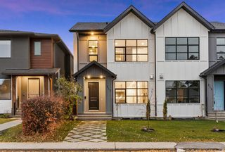 Main Photo: 517 36 Street SW in Calgary: Spruce Cliff Semi Detached for sale : MLS®# A1157457